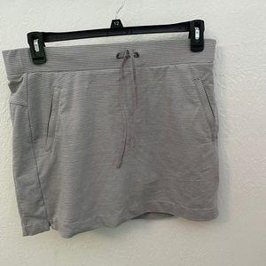 """Athleta golf tennis skirt with shorts """"skort"""""""